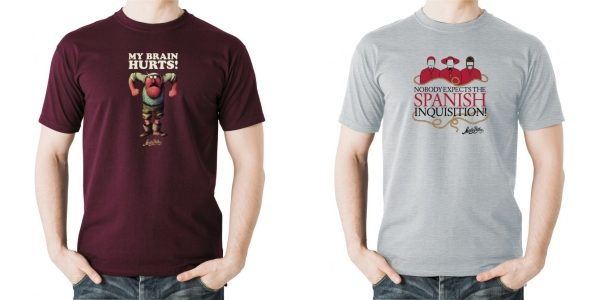 Monty Python Tshirts