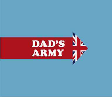Dad's Army Screen Print T-Shirts