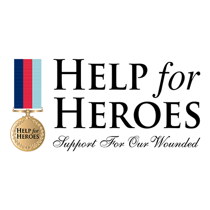 Help for Heroes was founded in 2007 to provide direct, practical support for wounded, injured and sick Service Personnel, Veterans and their loved ones.