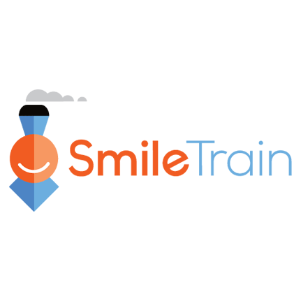 Smile Train is an international children's charity that provides 100%-free cleft repair surgery and comprehensive cleft care to children in 85  developing countries. Patients see their smile for the first time, parents cry tears of joy, lives and communities are changed forever..